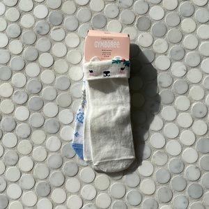 NWT baby girls 18-24 month socks